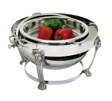 Eastern Lion-Head Chafer 8 quart - 3708LH/SS