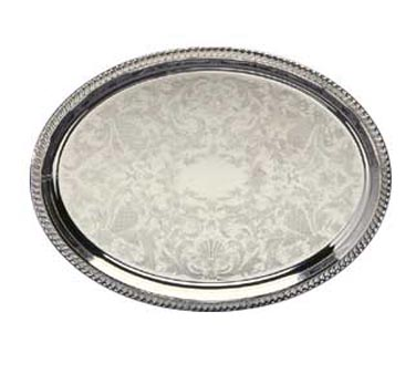 "Eastern Scroll Tray 22"" x 16"" - 4230"