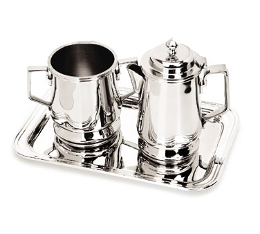 "Eastern Tray for creamer & sugar bowl set 9-1/2"" - 4310"