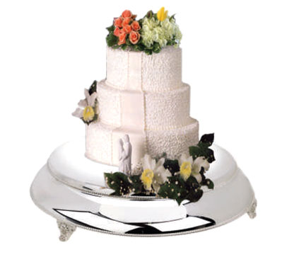 eastern plateau wedding cake riser 18 round 8852