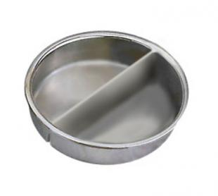 """Eastern Chafing Dish Inset Food Pan 15"""" round - 1510"""