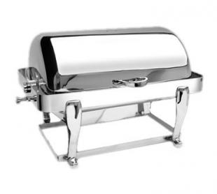 Eastern Freedom Chafer 8 quart - 3604FS/SS