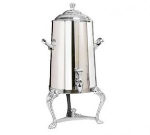 Eastern Queen-Anne Coffee Urn 5 gal. - 3005QA/SS