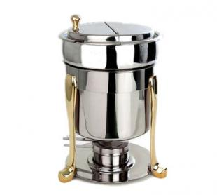 Eastern Marmite Soup Chafer with stand - 3107FS