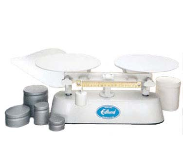 Edlund Bakers Scale - 16 lb x 1/4 oz capacity with scoop epoxy  BDS-16