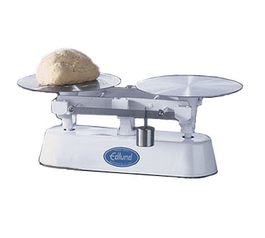Edlund Bakers Scale - 8 lb x 1/4 oz graduation with scoop BDSS-8