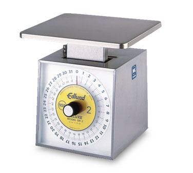 Edlund Deluxe Scale Portion vertical face  - #DR-2 OP
