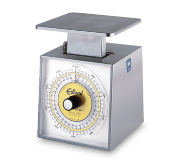 Edlund Dial Portion Scale 25 lbs x 4 oz (11 kg x 100 gm)  - #SR-11000C