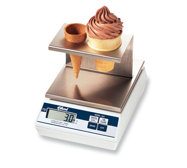 Edlund Scale Digital Portion 5 lb x 1/8 oz (2000 gm x 1 gm)  - #E-818 IC