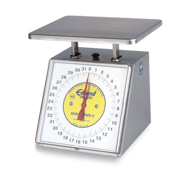 Edlund Dial Portion Scale 2000 gm x 10 gm capacity  - #RM-2000