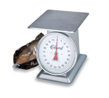 Edlund Scale Receiving 100 lb x 4 oz graduation  - #HD-100