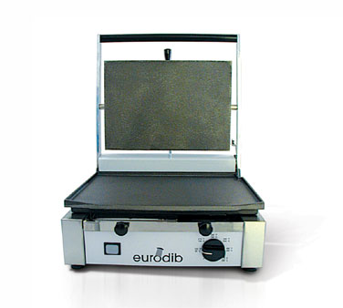 Eurodib USA Panini Grill single - CORT-R-220