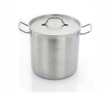Eurodib USA Homichef Induction Stock Pot 74.1 qt. - HOM484545
