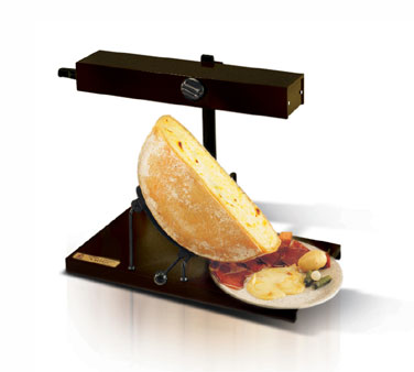 Eurodib USA Raclette 1/2 block of cheese - RACL02