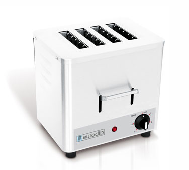 Eurodib USA Pop-up Toaster 4-slices - SFE02410-120