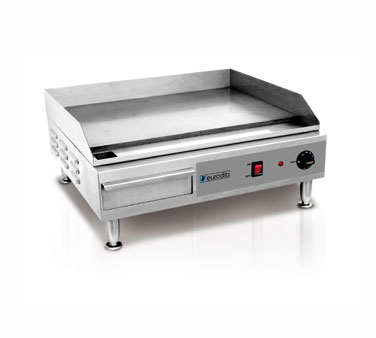 Eurodib Electric Griddle - SFE04900, 24-1/2 Inches Wide
