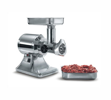 Eurodib USA Meat Grinder cast aluminum & stainless steel - TC12E
