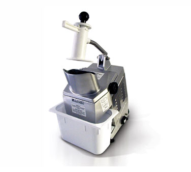 Eurodib USA Vegetable Cutter cast aluminum & stainless steel construction - TM