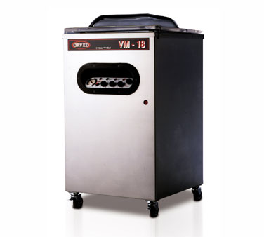 Usa Orved Dome Cover Vacuum Machine Floor Standing Model