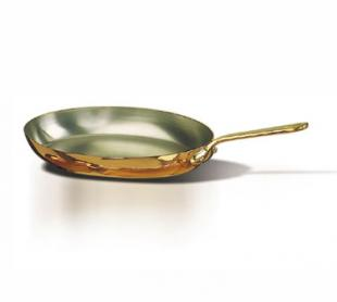 Eurodib USA de Buyer Fry Pan oval - 6452.36