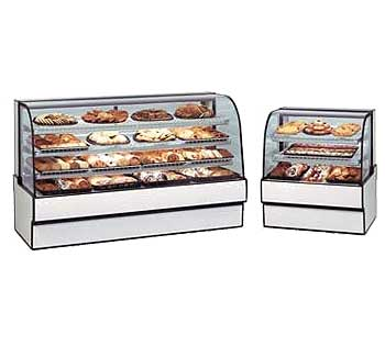 Federal Cgd Non Refrigerated Bakery Display Case Product Photo