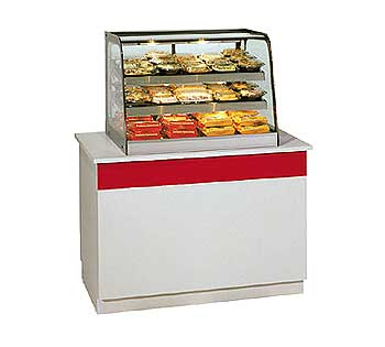 Ch Hot Food Display Case picture