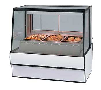 Federal SG High Volume Hot Deli Heated Display Cases