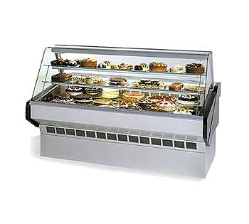 Sq Cb Refrigerated Display Case Product Photo