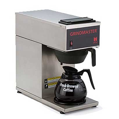 Grindmaster Coffee Brewer - CPO-1P-15A
