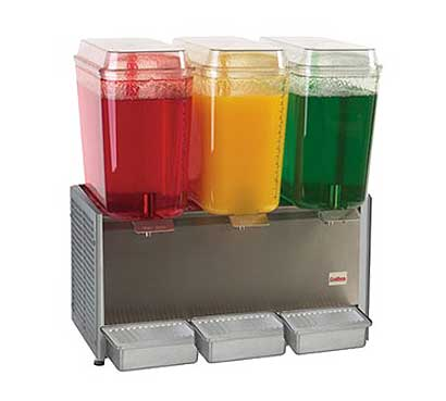 Grindmaster Crathco Classic Bubblers Premix Cold Beverage Dispenser - D35-4