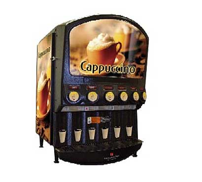 Grindmaster Hot Chocolate Dispenser - PIC6