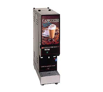 Grindmaster Space Saver Hot Cappuccino Dispenser - GB1M-LD