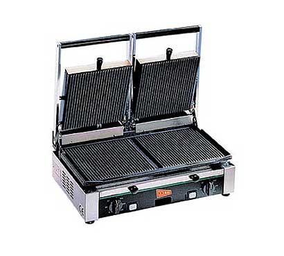 Double Panini Grill Product Photo