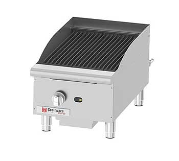 Grindmaster Cecilware Pro Charbroiler - CCP15