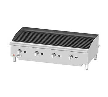Cecilware Pro Charbroiler - CCP48