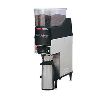 Grindmaster Grind'n Brew Coffee Brewer/Grinder for Airpot - GNB-20H