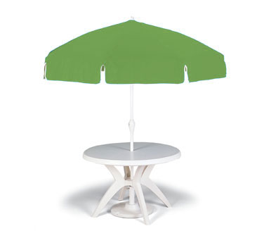 Grosfillex Umbrella 7-1/2 ft. push up - 98268031