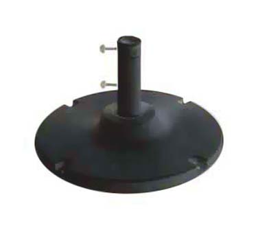 "Grosfillex Table Umbrella Base, 10"" stem - US600617"