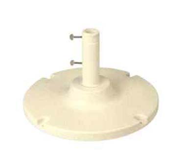 "Grosfillex Table Umbrella Base, 10"" stem - US600666"