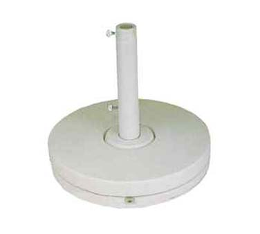 Grosfillex Table Umbrella Base Ring, 35 Lb. - US601604