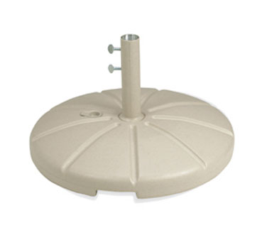 Grosfillex Resin Umbrella Base With Cap - US602166