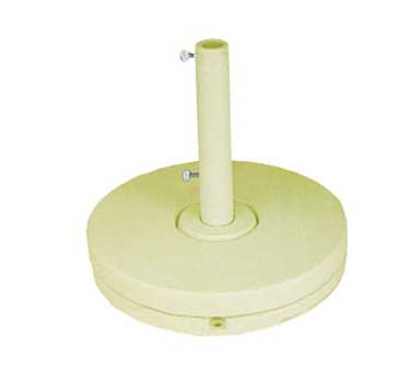 "Grosfillex Market Umbrella Base, 16"" Stem - US607066"