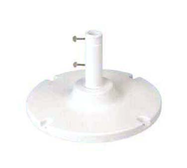"Grosfillex Table Umbrella Base, 10"" Stem - 98600604"