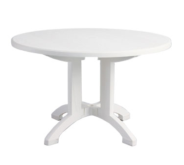 Grosfillex Aquaba Pedestal Table - US243104