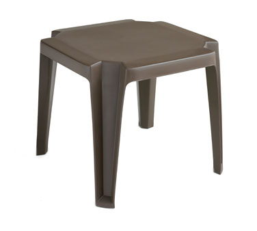 Grosfillex miami exterior table us529837 for Table exterieur grosfillex