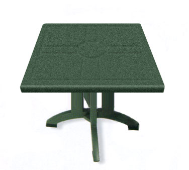 Grosfillex Vega Folding Table - US810078