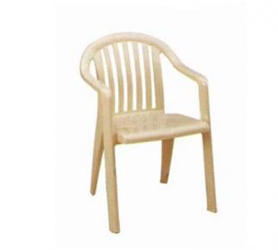 Grosfillex Miami Lowback Armchair, Set of 16 - US282366