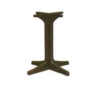 Grosfillex Resin Pedestal Table Base 1000 - 55631837