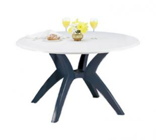"Grosfillex Exterior Table Top, 48"" Round - 99891304"