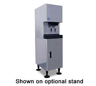 Hoshizaki Opti-Serve Countertop Icemaker Dispenser DCM-270BAH-OS, Hands-Free Operation
